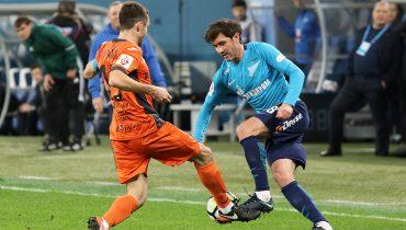 «Зенит» обыграл «Урал» в матче 19-го тура РФПЛ