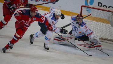 ЦСКА в Москве переиграл «Ладу»