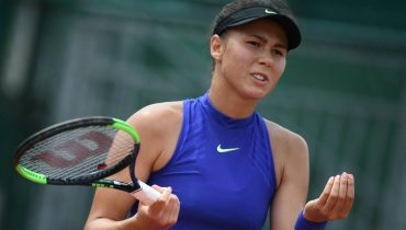 Ольга Вихлянцева проиграла в дебютном круге Australian Open