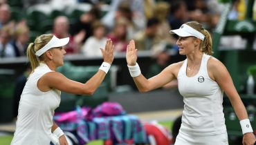 Елена Веснина и Екатерина Макарова стали финалистками Australian Open в парном разряде