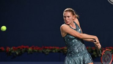 Екатерина Александрова вышла во второй круг Australian Open