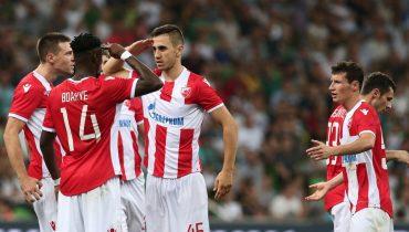 Матч Лиги Европы между «Црвеной Звездой» и ЦСКА пройдет при пустых трибунах