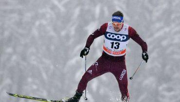 Лыжник Сергей Устюгов вернется в строй к середине января