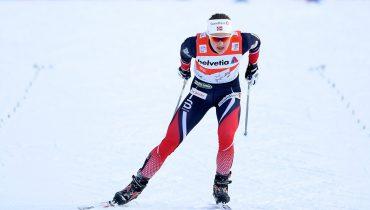 Анастасия Седова стала девятой в женском масс-старте на «Тур де Ски»