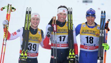 Российские лыжники остались не у дел в очередной гонке «Тур де Ски»