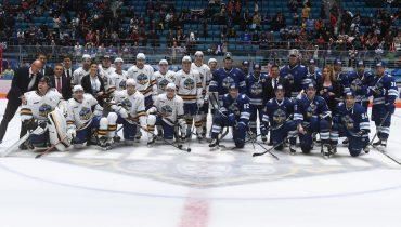 Хоккеисты из дивизиона Тарасова выиграли Матч звезд КХЛ в Астане