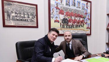 Вальтер Маццари сменил Синишу Михайловича на посту главного тренера «Торино»