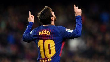 «Барселона» дома уничтожила «Леванте»