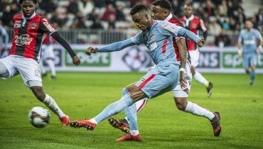 «Монако» победил «Ниццу» в 1/4 финала Кубка французской лиги