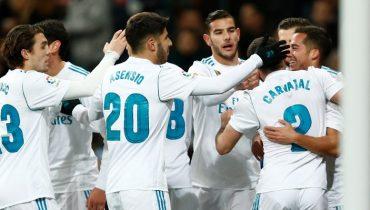 «Реал» сыграл вничью с «Нумансией» и вышел в 1/4 финала Кубка Испании