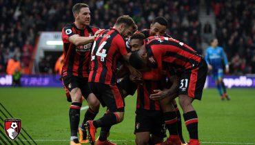«Борнмут» переиграл «Арсенал» благодаря голу Джордана Айба