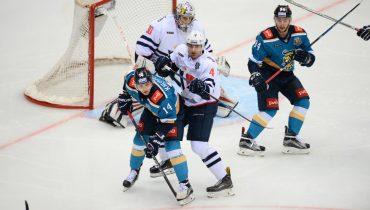 «Сочи» проиграл на выезде «Словану» и прервал победную серию из пяти игр