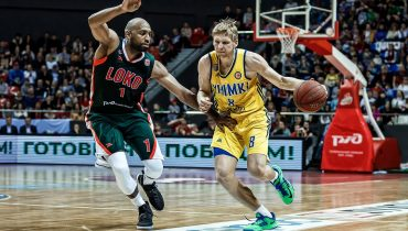 «Локомотив-Кубань» выиграл 23-й матч подряд