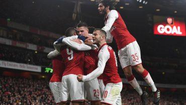 «Арсенал» и «Манчестер Сити» встретятся в финале Кубка английской лиги