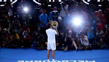 Роджер Федерер стал шестикратным победителем Australian Open