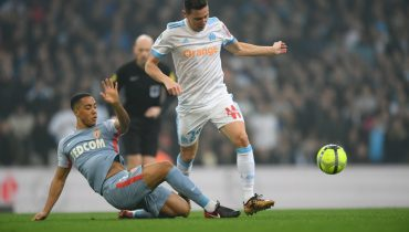 «Марсель» и «Монако» разошлись миром в игре 23-го тура Лиги 1