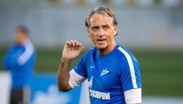 Роберто Манчини: «До конца сезона «Зенит» забьет еще 30 голов»