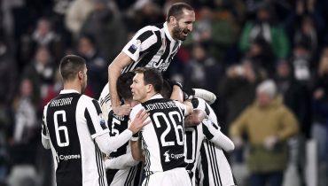 «Ювентус» победил «Торино» в туринском дерби и вышел в 1/2 финала Кубка Италии