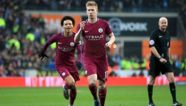 «Манчестер Сити» и «Челси» вышли в 1/8 финала Кубка Англии