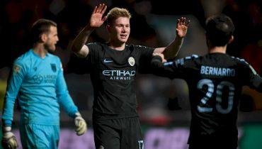 «Манчестер Сити» пробился в финал Кубка английской лиги
