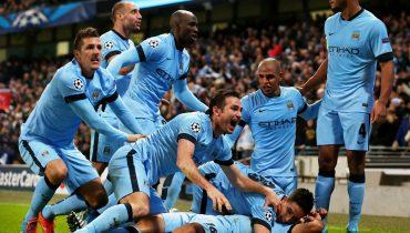 «Манчестер Сити» продлил беспроигрышную серию в чемпионате до 22 матчей