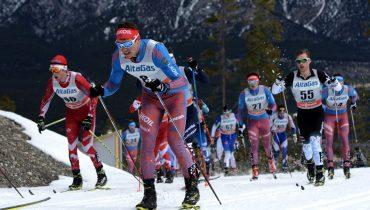 Андрей Ларьков завоевал серебро в масс-старте на «Тур де Ски»