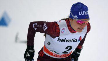 Анастасия Седова стала 7-й в масс-старте на «Тур де Ски»