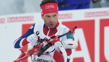 Уле-Эйнар Бьорндален не поедет на Олимпиаду в Пхенчхане