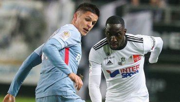 «Монако» пробился в 1/16 финала Кубка Франции за счет хет-трика Гвидо Каррильо