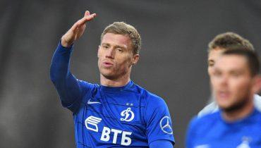 Столичное «Динамо» аннулировало контракт с Павлом Погребняком