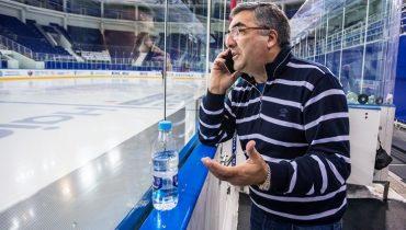 Леонид Вайсфельд покинул «Салават Юлаев» из-за ликвидации должности генерального менеджера