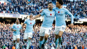 Господи, пощади «зарянок» — прогноз на матч «Манчестер Сити» — «Бристоль Сити»