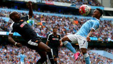 Мало голов и много прибыли — прогноз на матч «Манчестер Сити» – «Уотфорд»