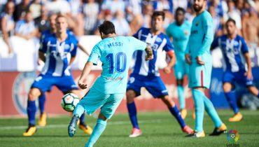 «Барселона» зажжёт во втором. Топовые ставки и экспресс на европейский футбол 28 января