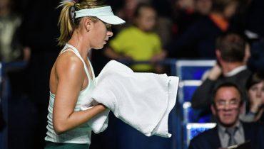 Мария Шарапова не задержалась на турнире в Дохе
