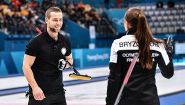 Российские кёрлингисты впервые завоевали олимпийские награды