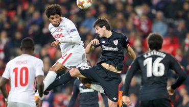 «Спартак» обыграл «Атлетик», но выбыл из Лиги Европы по сумме двух встреч