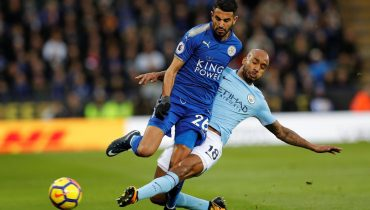 Загрузка тотала — прогноз на матч «Манчестер Сити» — «Лестер Сити»