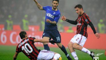 Стадион из соломы — прогноз на матч «Лацио» — «Милан»