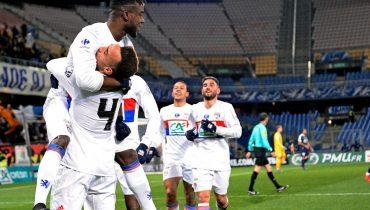 Гол Набиля Фекира вывел «Лион» в 1/4 финала Кубка Франции