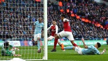 """Сцена «""""канониры"""" атакуют» — дубль два. Прогноз на матч «Арсенал» — «Манчестер Сити»"""
