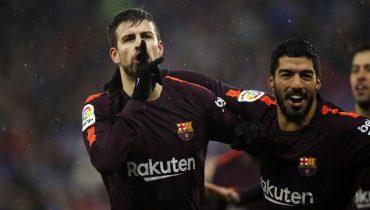 «Барселона» и «Эспаньол» не выявили победителя в каталонском дерби