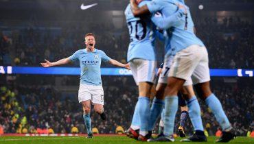 Арабская резня бензопилой — прогноз на матч «Уиган Атлетик» — «Манчестер Сити»