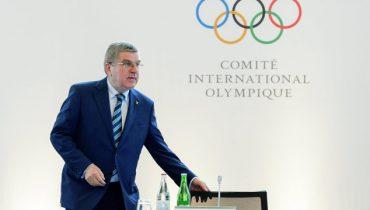 Глава МОК Томас Бах открыл в Пхенчхане Олимпийскую деревню