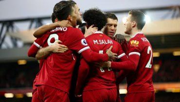 «Ливерпуль» и «Тоттенхэм» выдали огненный матч на «Энфилде»