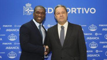 Кларенс Зеедорф — главный тренер «Депортиво»