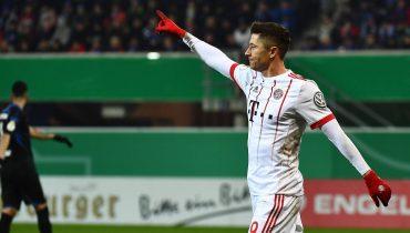 «Бавария» деклассировала «Падеборн» в Кубке Германии