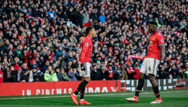 «Манчестер Юнайтед» дома справился с «Челси» благодаря голу Джесси Лингарда