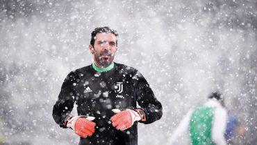 Игру между «Ювентусом» и «Аталантой» перенесли из-за снегопада в Турине