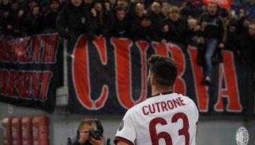 «Милан» обыграл «Рому» и продлил беспроигрышную серию в Серии A до восьми матчей